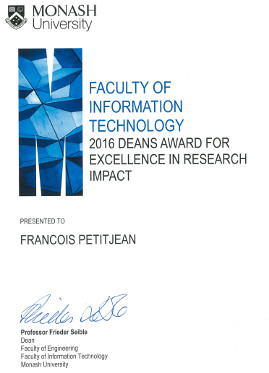Dean's Award for Excellence in Research Impact